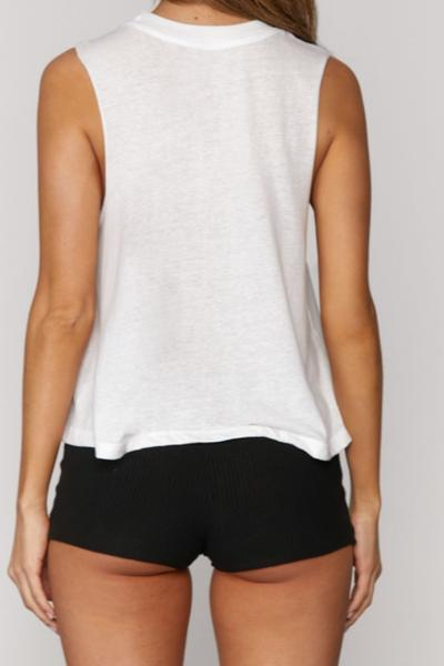 Sun Kissed Crop Tank